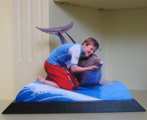 Boy-and-Dolphin